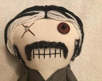 Simon - Inspired by TWD - Creepy n Cute Zombie Doll (D)