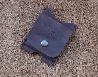 Cardling > All in < credit card case leather case
