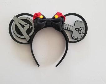 3D Printed Avenger's inspired God of Thunder