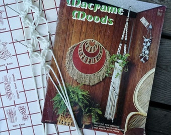 Macrame Home Decor Pattern Book