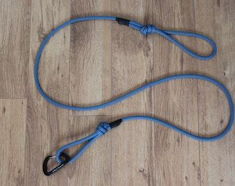 Hiking climbing rope leash