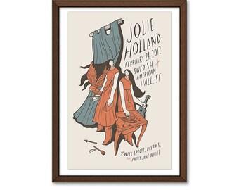Jolie Holland Poster