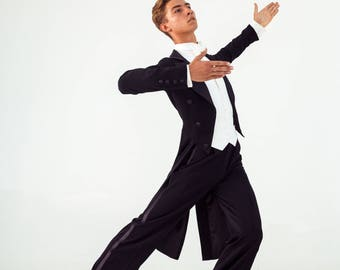 Tailsuit (tailcoat) for ballroom dancing
