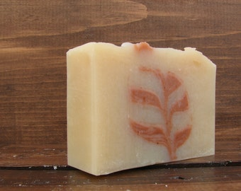 Frankincense Soap - All Natural Soap - Essential Oil Soap- 4.5 oz Bar Soap -