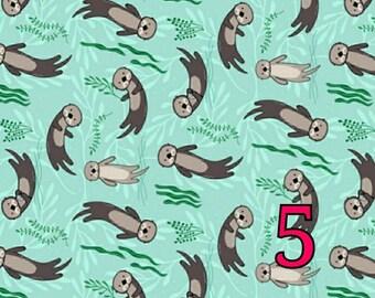 Otter Make-Up Bag