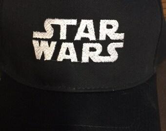 Custom Embroidered Star Wars Cap