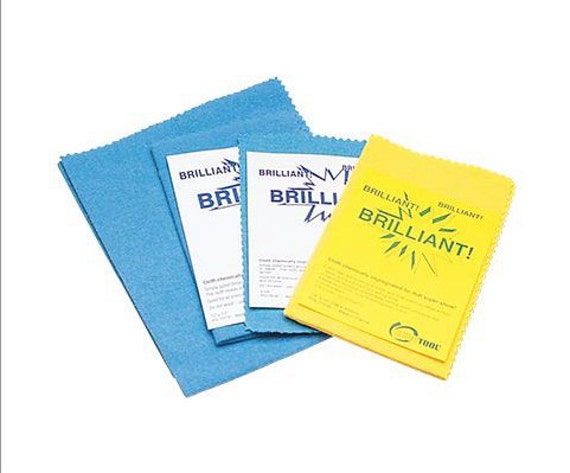 Jewelry Polishing Cloth - Perfect for Sterling Silver, Gold Filled, Rose Gold Filled and other Precious Metals