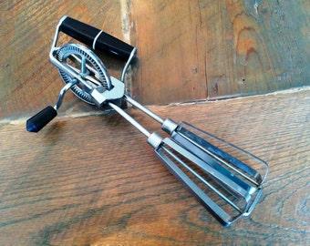 Vintage Hand Blender Mixer Easy Working Hand Held
