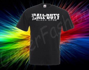 Call of Duty Black ops 2, gamer, COD  Men's, Women's T-shirt