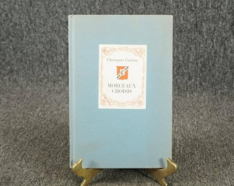 Classiques Cortina Morceaux Choisis Presented In french And English C. 1960