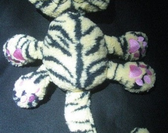 Tiger the Kitty Plush
