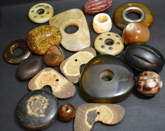 Earthy Bead Bunch