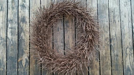 Wreath -  36 inch Twig Wreath
