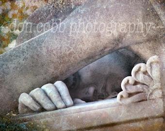 "Weeping Angel - 11x14"" Fine Art Photographic Print"