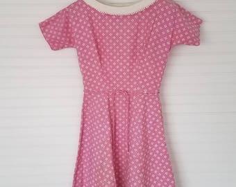 Vintage 1950s/60s Dress by Lanz