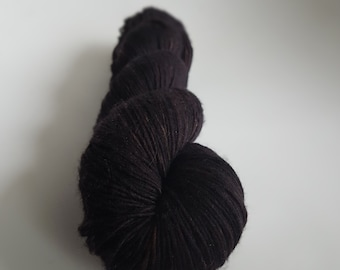 Single superwash Merino Wool skein / Fingering / hand - dyed colors I am your father