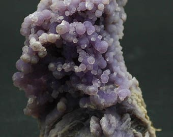 Chalcedony 'Grape Agate' cluster, Indonesia Mineral Specimen for Sale