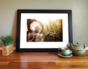 Buddha Giclée Print