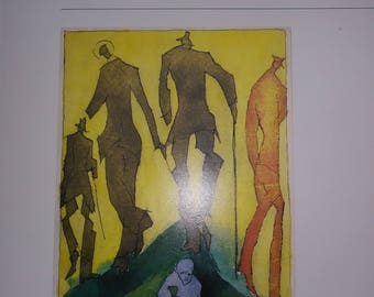 Lyonel Feininger exhibition catalogue