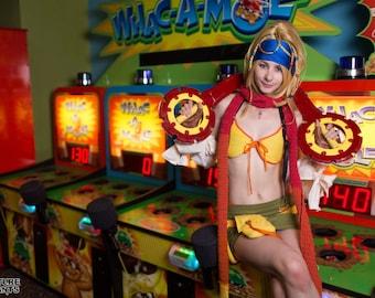 Rikku Arcade Prints (two options)