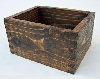 Reclaimed Cedar Utility Box