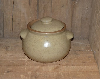 Pauline Canadian Pottery Bean Pot - 2055