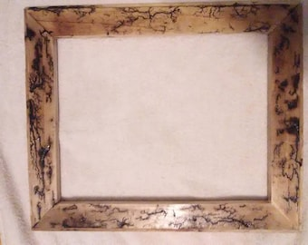 The Lightning Series Custom Picture Frames (up to 13x11) larger frames available
