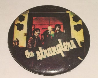 Vintage Stranglers Badge