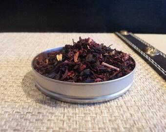 Hibiscus loose leaf tea