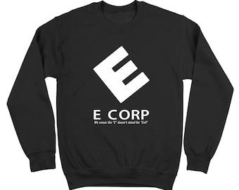 Ecorp Geek Gamer Sci Fi Nerd Show Crewneck Sweatshirt DT0656