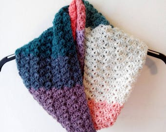 Infinity Scarf in Changing of Seasons
