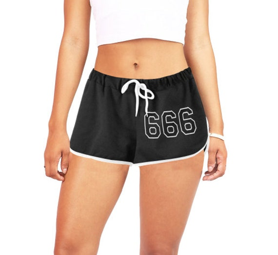 Team Satan Sport Shorts