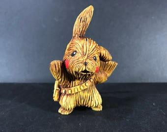 Pikachewie Custom Figure Resin