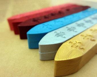 A Set of 10 seal Wax  Sealing Stamp