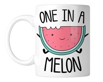 One In A Melon 11 oz. Coffee Mug