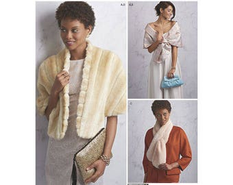 Simplicity Pattern 8530 Misses' Accessories