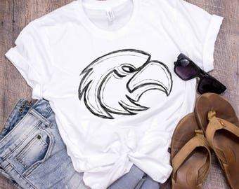 Southern Miss Tshirt - Golden Eagles Tee - Game Day Apparel - USM Tee - Mississippi Art - To The Top - Collegiate Tee