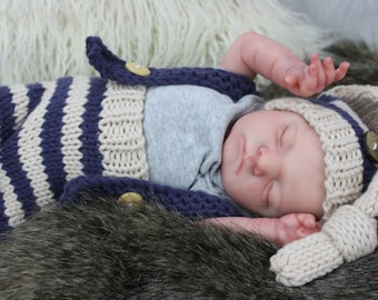 NEW RELEASE LUXE by Cassie Brace  Reborn Baby Doll.... Ready to Ship