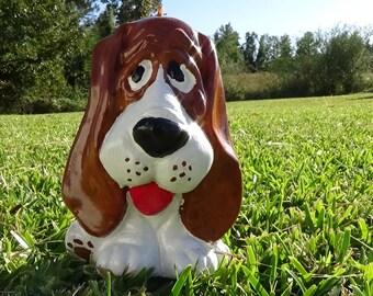 Hound Dog Candle