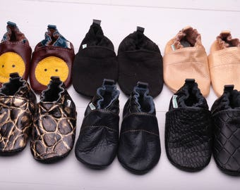 HOT SALE  baby shoes, baby girl shoes, baby boy shoes, leather baby shoes, soft sole baby shoes leather, size 6-12, 12-18, 18-24 months