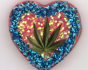 Cannabis is Life - Pink Weed D