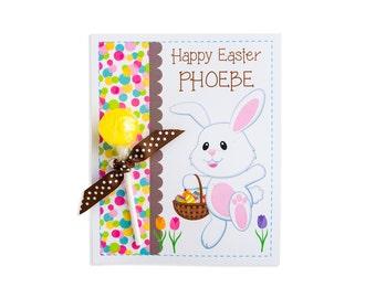 Easter Lollipop Note