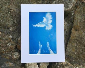 Pax (Dove of Peace)