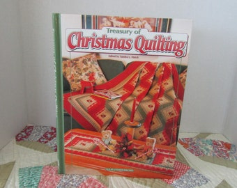 Treasury of Christmas Quilting fromHouse of White Birches