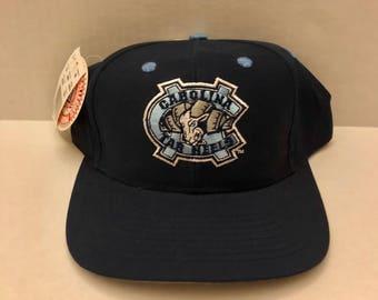 University of North Carolina Tar Heels UNC Vintage Snapback Hat NWT NCAA
