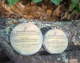 Jewelweed,Poison Ivy Salve