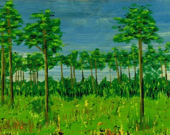 Lost Pine 003 Created by Tobin Bortner