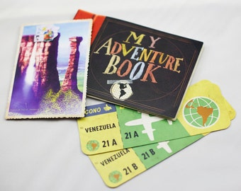Ellie Badge with My Adventure Book collector's set