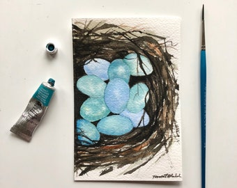 Robins nest 4x6