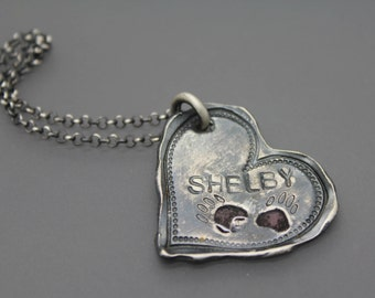 Cremation Necklace, Signature Jewelry, Cremation Jewelry, Memorial Jewelry, Cremation Ash Jewelry, Bereavement Jewelry, Pet Memorial